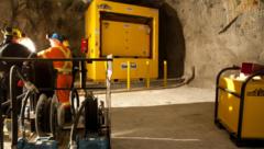 Модульные станции для заправки и обслуживания техники для рудников