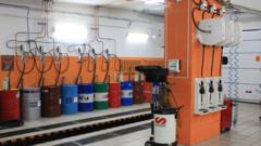 Как система раздачи ГСМ повышает эффективность автосервиса или маслосклада